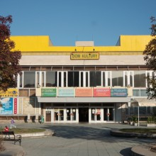 Dom kultúry Dúbravka