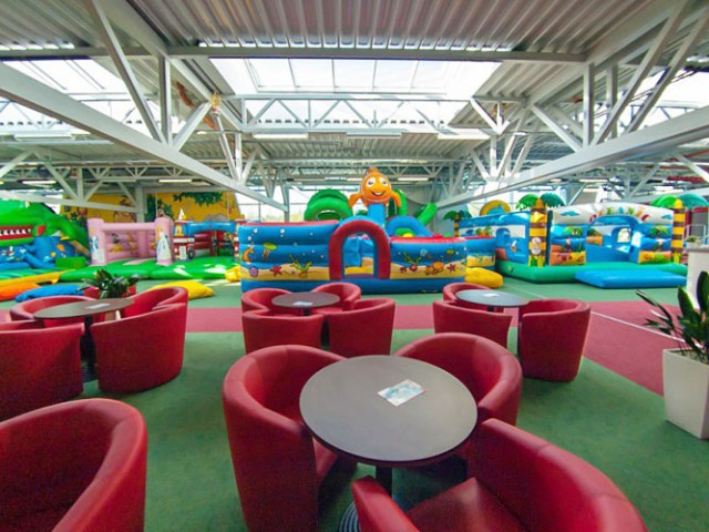 Detské zábavné centrum FunCity