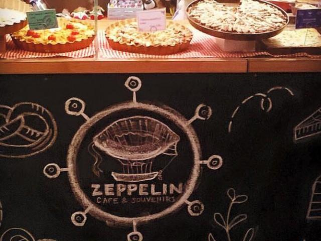 Zeppelin cafe & souvenirs